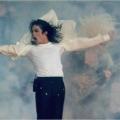 マイケルのハーフタイムショー