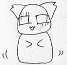 アメフトのルールを全く理解できないネコ