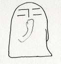 アメフトの審判のフェイスマスクのジェスチャー