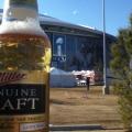 スーパーボウル前のパーティーでのビール