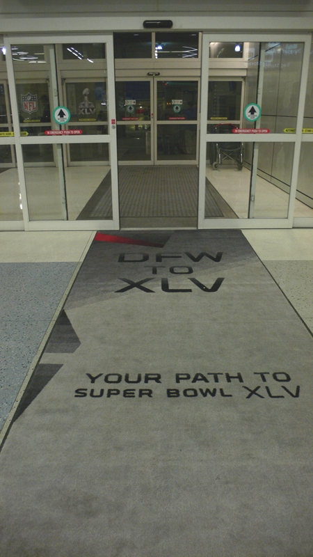 the path to the superbowl