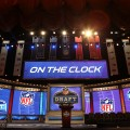NFL Draft now on the clock