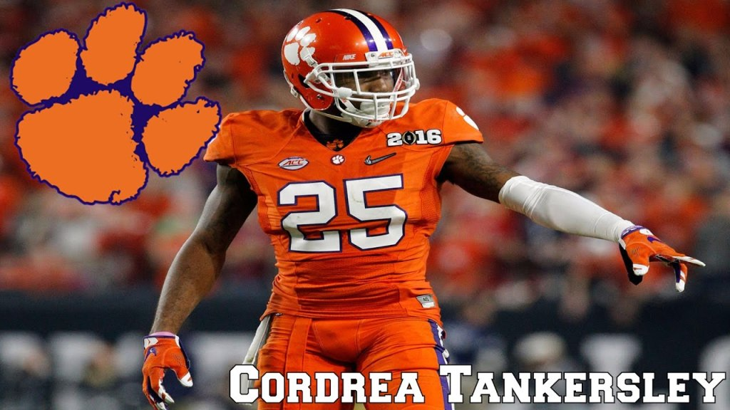 miami dolphins 2017 draft 3rd.round Cordrea Tankersley