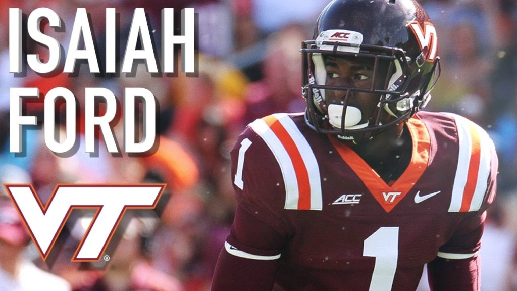 miami dolphins 2017 draft 7th. round Isaiah Ford