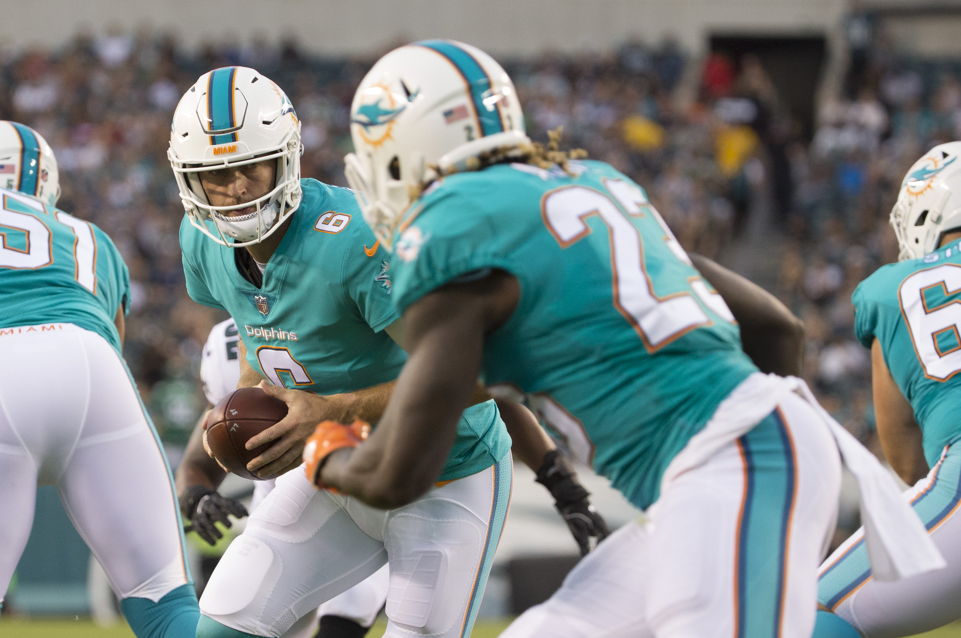 miami dolphins week2 at LA chargers