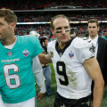 Jay Cutler, Drew Brees