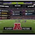 USTVNOWの試合画面