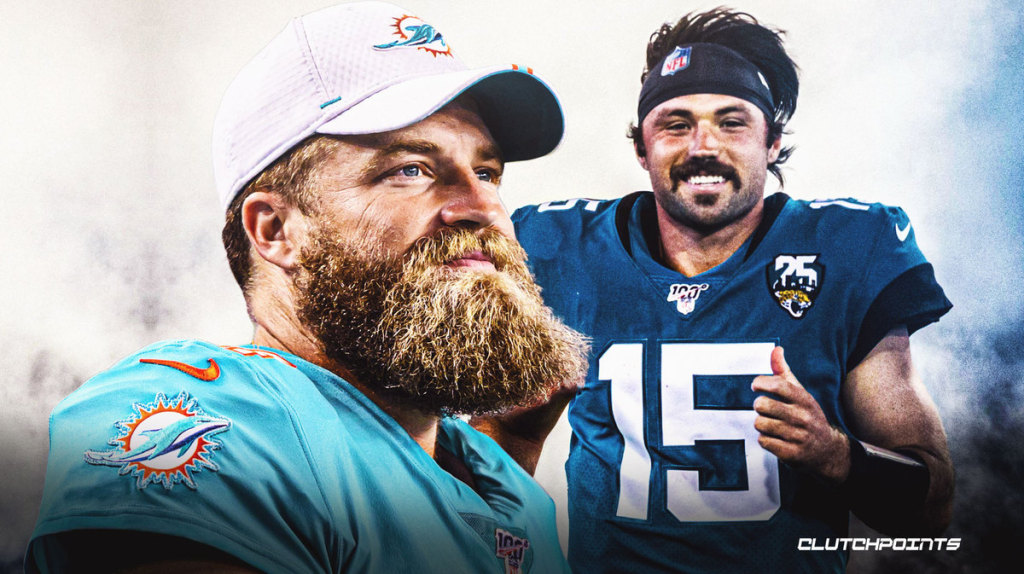 Gardner-Minshew-Ryan-Fitzpatrick-Jaguars-Dolphins