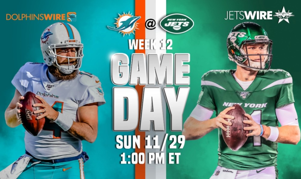 wee12 miami dolphins at new york jets